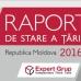 Raportul de Stare a Țării 2016