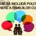 """Lansarea studiului """"Politici de susținere a familiilor cu copii: viziune de politici în Uniunea Europeană și propuneri pentru Republica Moldova"""""""